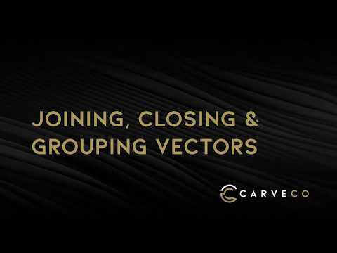 02: Getting Started in Carveco: Snapping