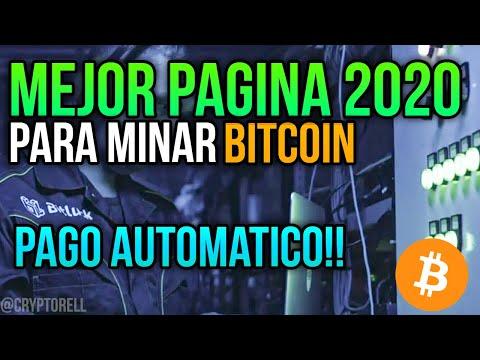 ✅MEJOR Pagina Para MINAR BITCOIN En 2021 En AUTOMÁTICO Bitluck 🔥