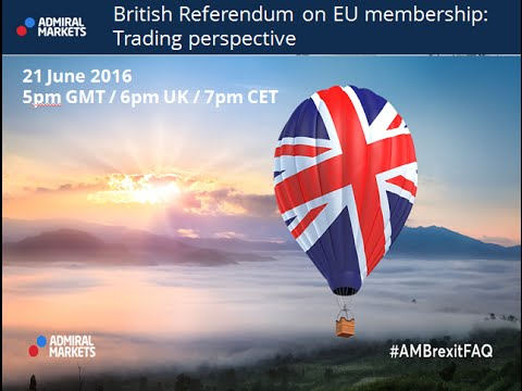 British Referendum on EU membership  How to Approach it from a Trading Perspective