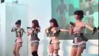 2012.08.25 祝創刊20周年ヤングアニマル20祭 AeLL. / シグナル AeLL.(エ...