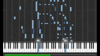 Way Down Yonder In New Orleans - Piano roll QRS #2083
