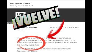 SKINS MAY BE SOLD ON JUNE 1er!! - FORTNITE: Bataille Royale.