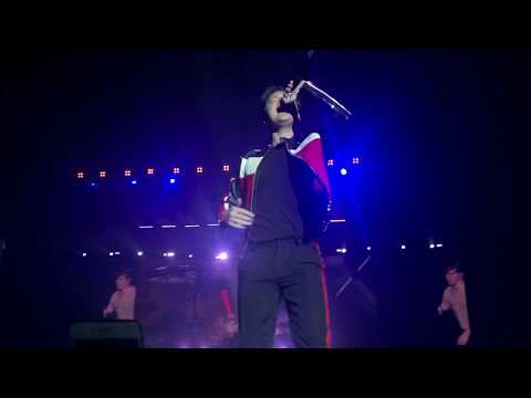 The Vamps / Conor Maynard: Shape Of You Medley - Manchester Arena 05.05.2018