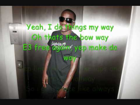 tinchy stryder - stryderman with lyrics