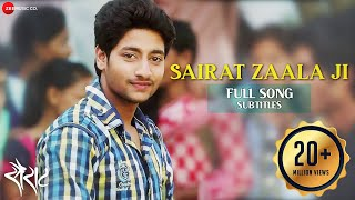Gambar cover Sairat Zaala Ji with Subtitles - Official Full Song | Ajay Atul | Nagraj Popatrao Manjule