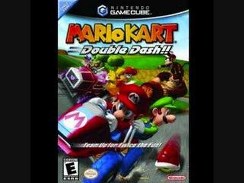 Mario Kart Double Dash Soundtrack Menu