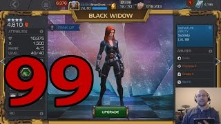 Black Widow Level Up 99 Signature Ability | Marvel Contest of Champions