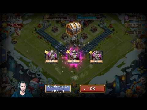 Free 2 Play INSANE Rolling Session 3x Revenant + Way More Castle Clash