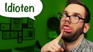 10 Arten von Idioten