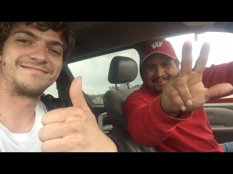 Milwaukee to Rochester [hitchhiking ep.6]