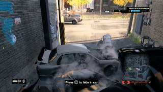 [Watch Dogs]LOL EP2 (Roadkill the target)