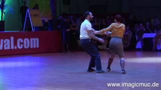 Lindy Hop - Max Piruzella & Maeva Truntzer - EuroDance 2012