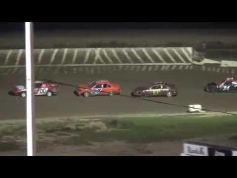 4 Cylinder feature 34 Raceway 9/27/14