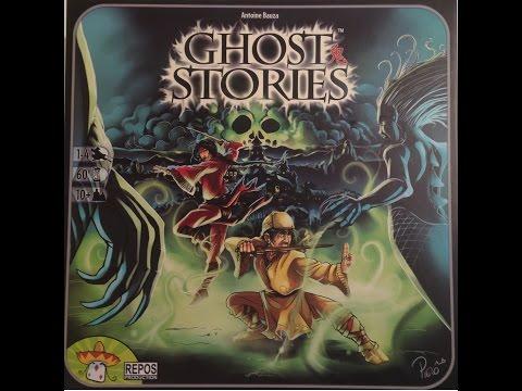 Настольная игра Легенды о Призраках (Ghost Stories). Часть 1. Расклад игры