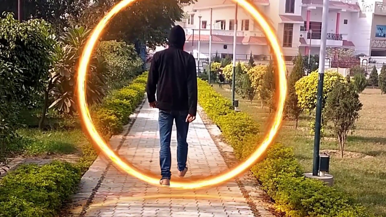 Fire Ring Effect After Affect Youtube