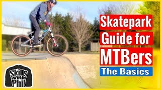 Skatepark Survival Guide For Mountain Bikers