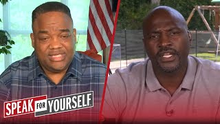 Whitlock & Wiley on LeBron, sports world speaking out on death of George Floyd | SPEAK FOR YOURSELF
