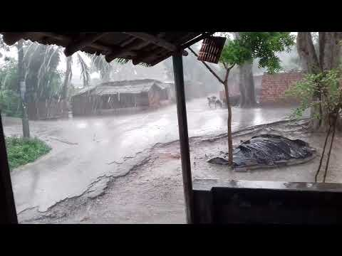 Village  Life Part 7 Rainy Season In Bangladesh Sraboner Borsa