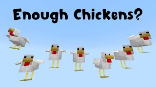 Stampy Short - Enough Chickens?