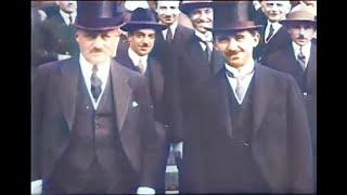 1923 - Lozan Antlaşması