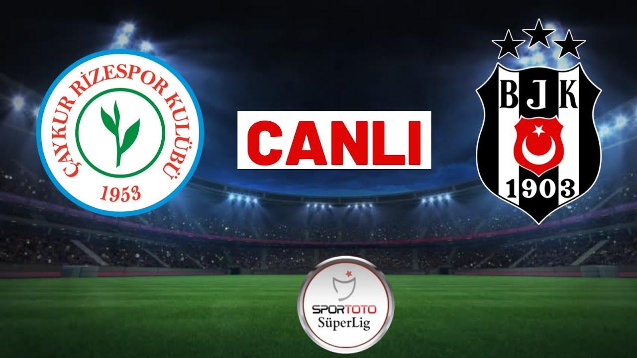 Beşiktaş - Rize (6-0) maç özeti