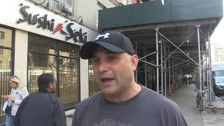 Craig Carton talks jail, gambling, and more with @adamglyn in NYC