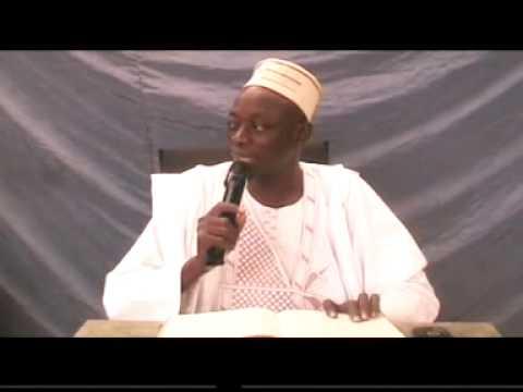 Sheikh Abdoullatif Mako Imam a lome Togo Al- Fath Part 2