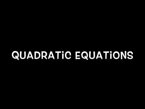 [HD] call me maybe mathematics version Quadratic Equations (by.3/1)