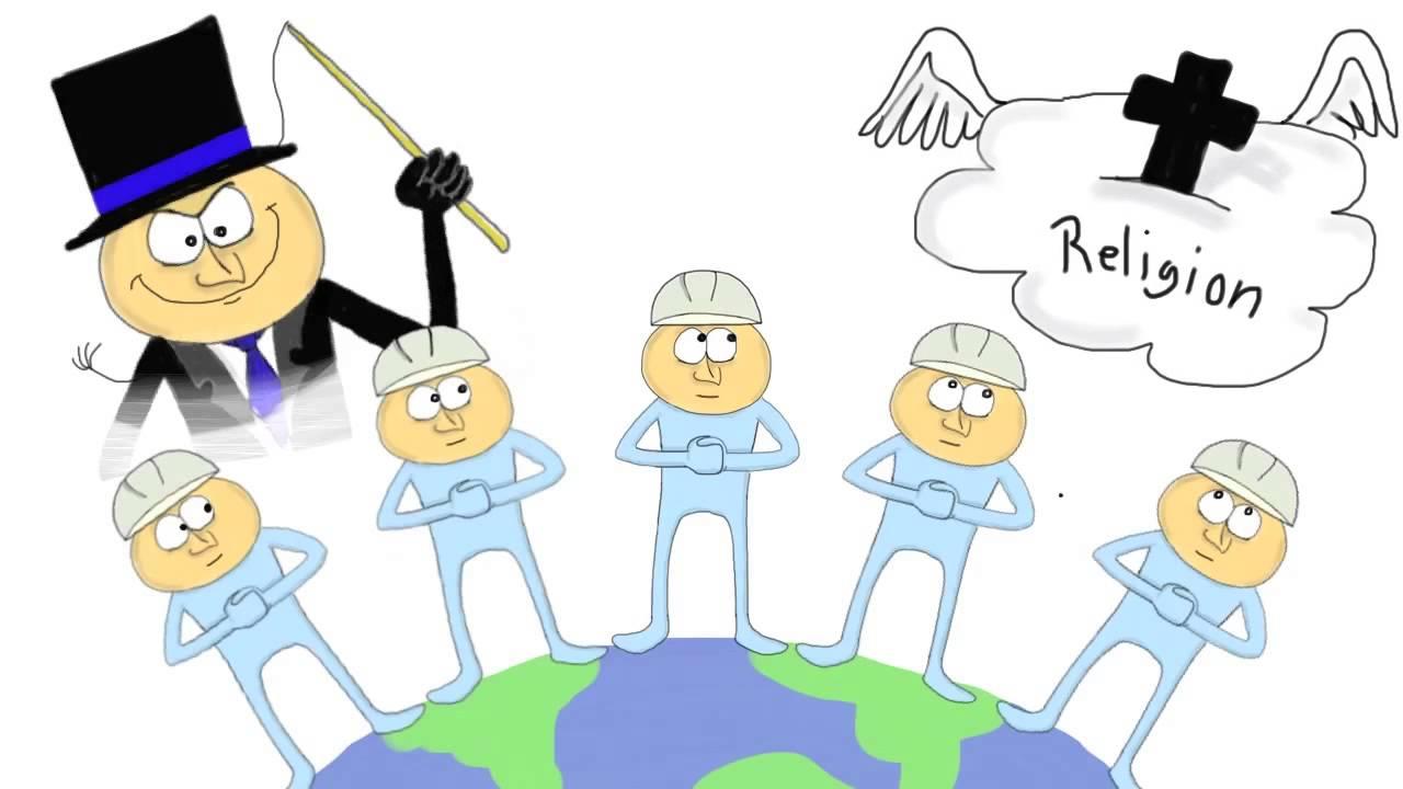 Sigmund Freud's views on religion