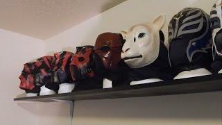 wwe wrestling mask collection nikon coolpix l830 test