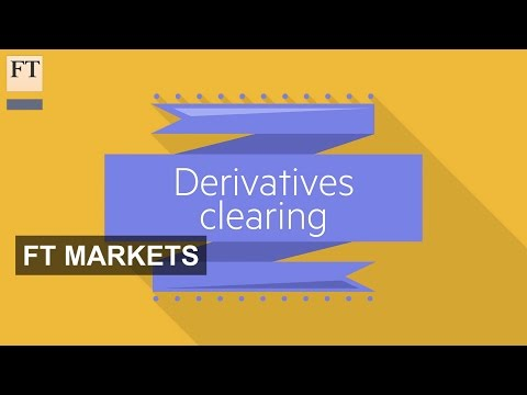 Brexit's effect on derivatives clearing