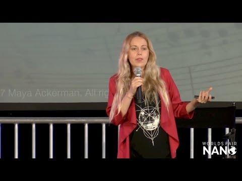 The Future Of Music | Dr. Maya Ackerman