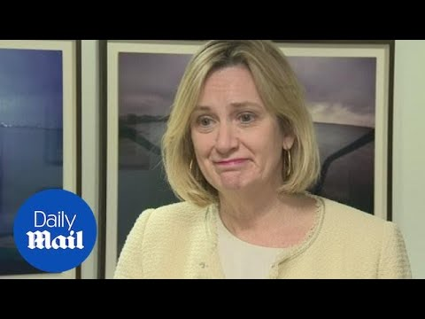 Amber Rudd backs Theresa May after becoming Pensions Secretary