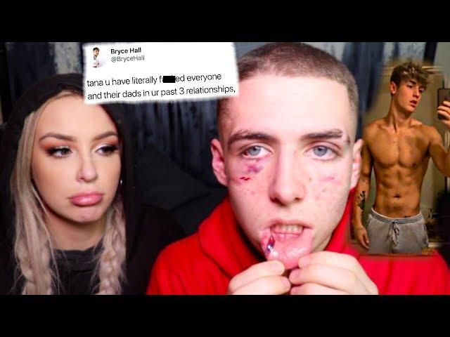 YouTuber Bryce Hall Allegedly Assaults Zach Clayton In