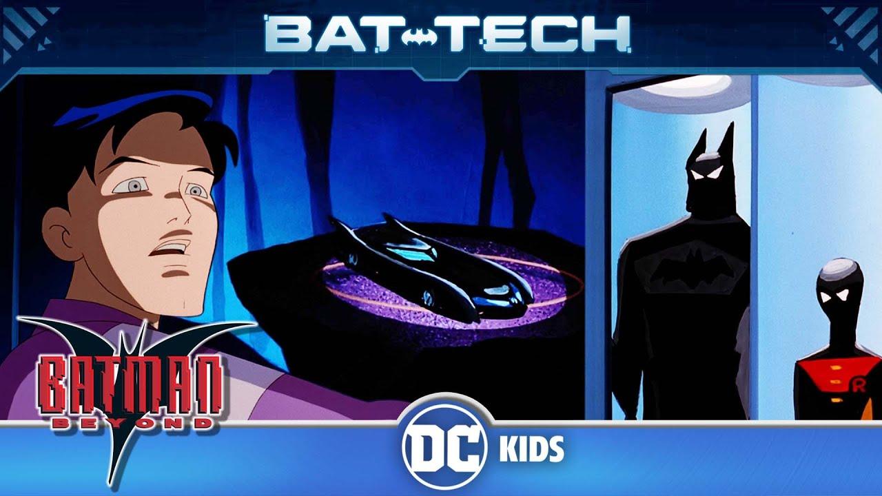 Batman Beyond En Latino | Terry descubre la baticueva | DC Kids