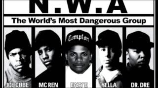 N.W.A. - Dope Man [HD]