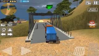 Offroad Truck Driver Outback Hills - HD Gameplay Video