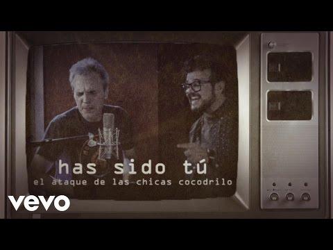 Aleks Syntek - El Ataque de las Chicas Cocodrilo ft. David Summers