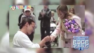 Дарья Александрова выходит замуж
