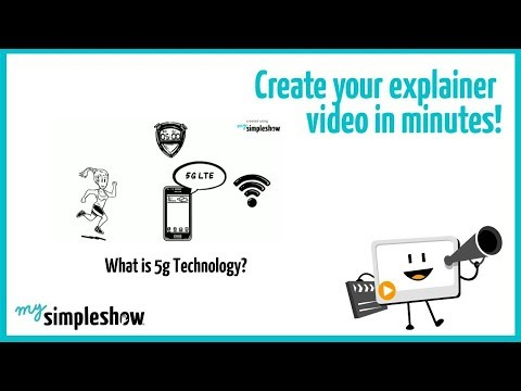 What is 5g Technology? - mysimpleshow.com