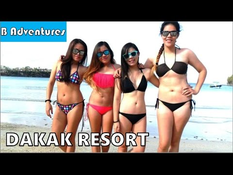 Bikini Girls, Dakak Beach Resort, Dapitan Philippines S2 Ep23