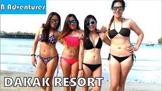Bikini Girls, Dakak Beach Resort, Dapitan Philippines S2 Ep23
