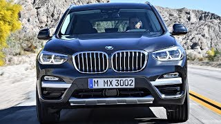 BMW X3 (2018) Interior, Design, Driving [YOUCAR]