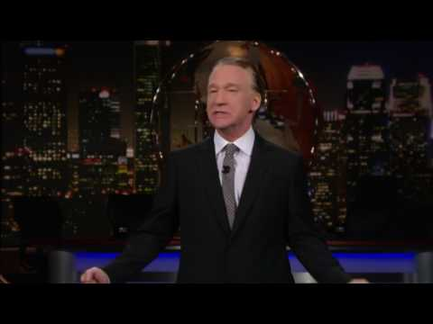 Monologue: Panic Is the Word | Real Time with Bill Maher (HBO)