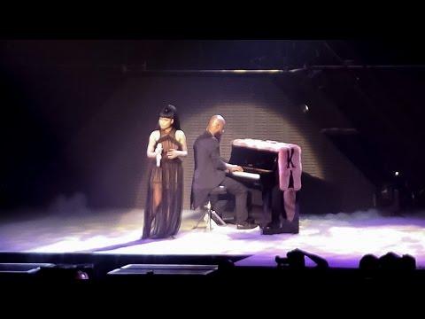 Nicki Minaj - Grand Piano Live @ Zénith, Paris, 2015 HD
