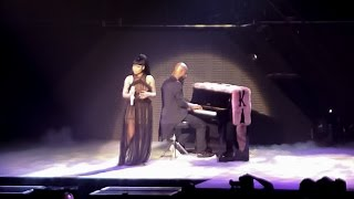 Nicki Minaj - Grand Piano Live @ Zénith, Paris, 2015 HD