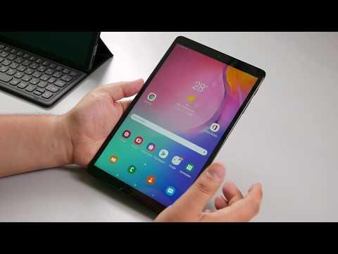 ОБЗОР | Доступный планшет Samsung Galaxy Tab A10.1 (2019)