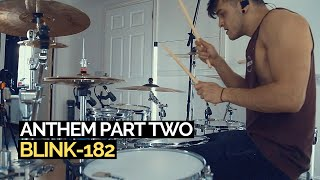Anthem Part Two - blink-182 - Drum Cover
