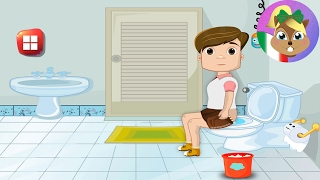BAMBINI PUZZETTINI in Kids Toilet Training App | Kids Toilet Training