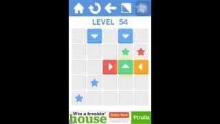 push the squares walkthrough levels 51 55